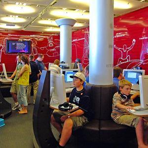 Интернет-кафе Приютного