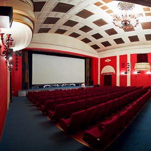 Кинотеатры Приютного
