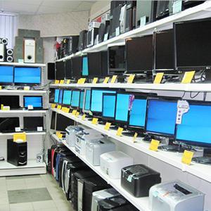 Компьютерные магазины Приютного