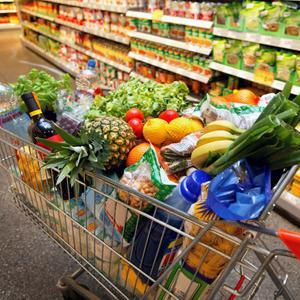 Магазины продуктов Приютного