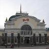 Железнодорожные вокзалы в Приютном