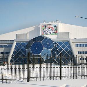 Спортивные комплексы Приютного