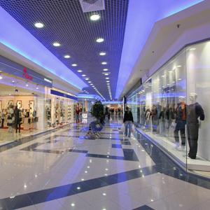 Торговые центры Приютного