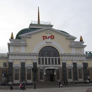 Железнодорожные вокзалы Приютного